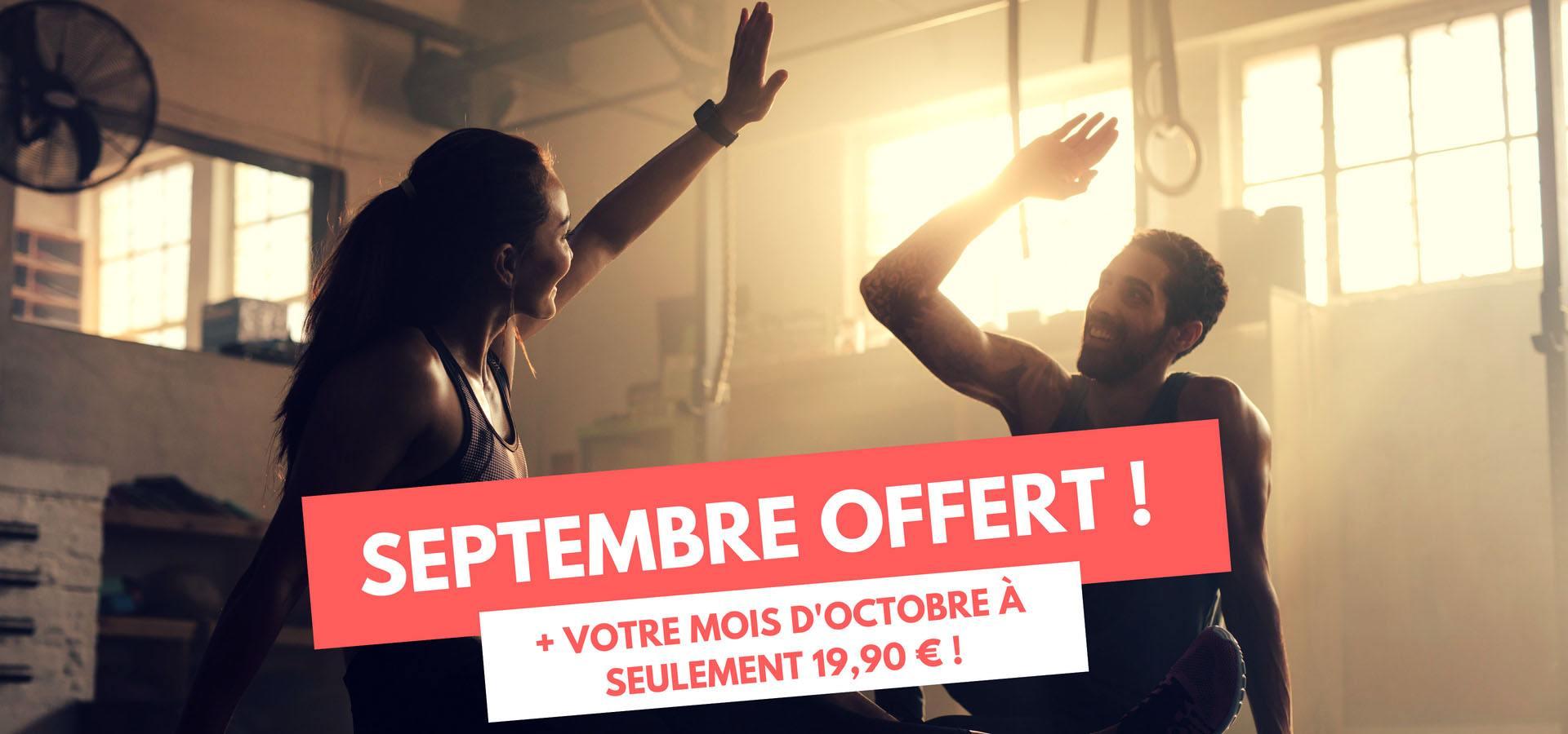 Unity Factory Paris 14 - Offre Septembre