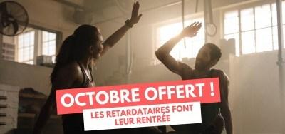 Unity Factory Paris 14 - Offre Octobre