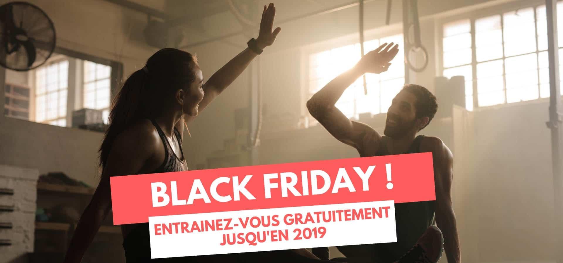 Unity Factory Paris 14 - Black Friday