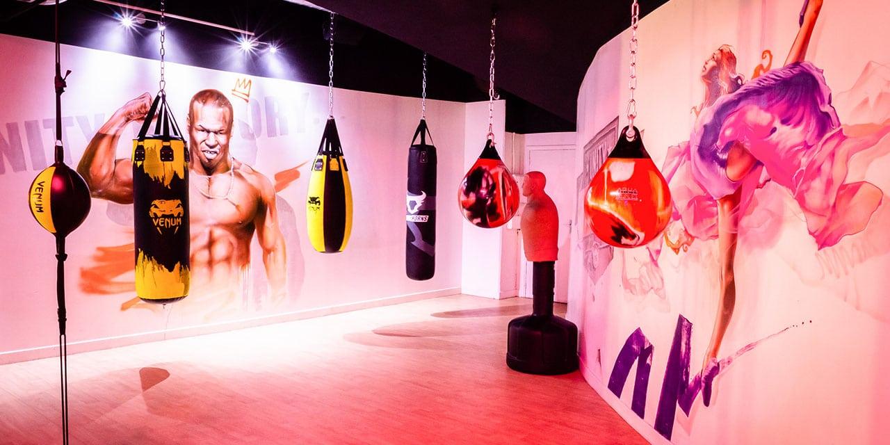 Cours de boxe à Paris 14
