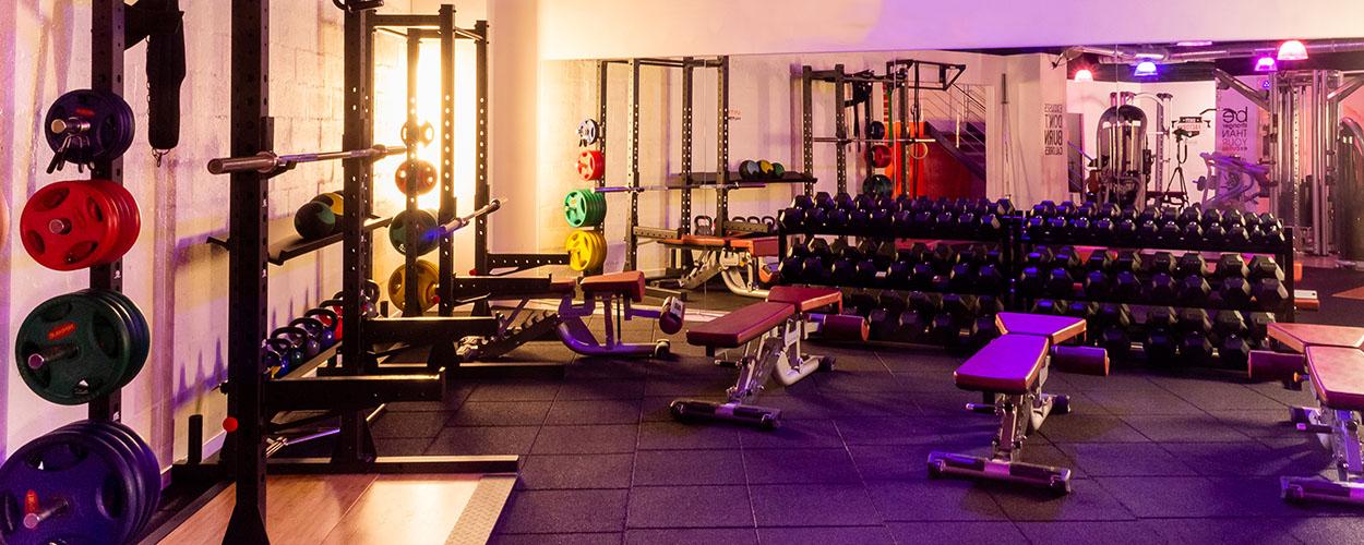 Salle de Musculation à Paris