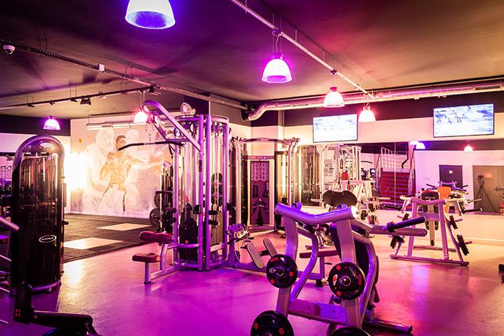 Salle de Musculation à Paris 14